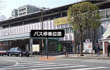 ⑦ 小岩駅南口