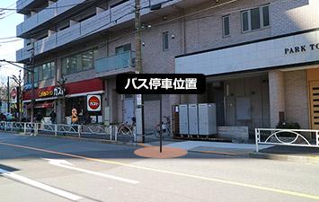 ④ ガスト錦糸町駅北口店